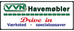 VVN Havemøbler logo